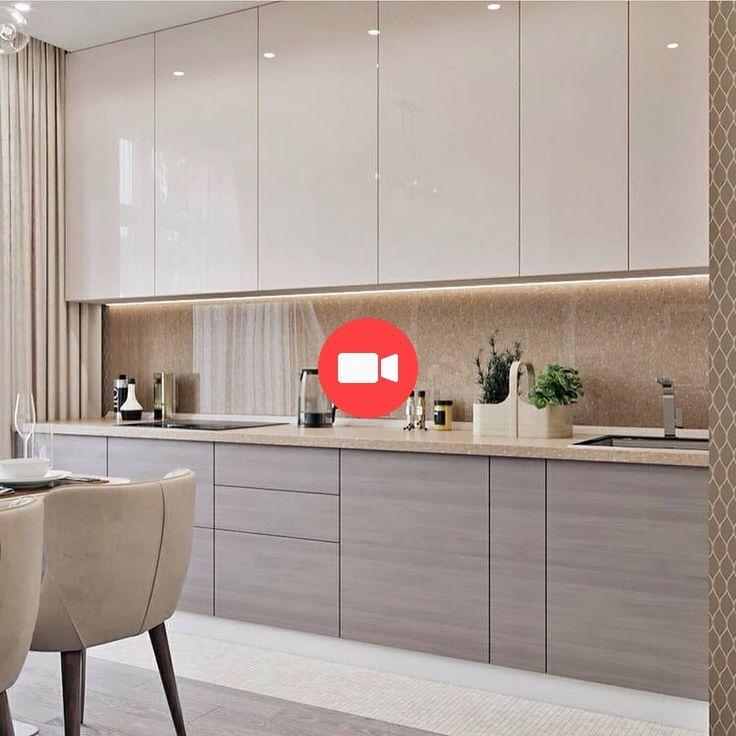45 Design De Cuisine Modulaire Moderne A Voir Absolument Cuisines Design Cuisine Moderne Deco Cuisine Moderne