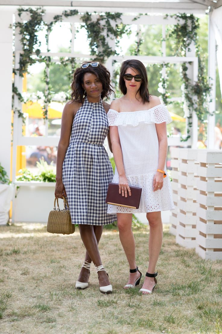 See All the Best Looks From Veuve Clicquot's 8th Annual Polo Match  - ELLE.com