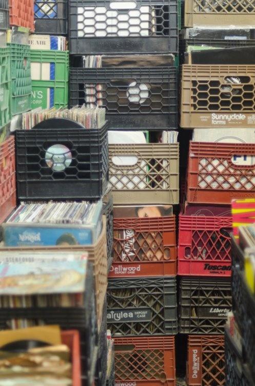 Crates & Crates