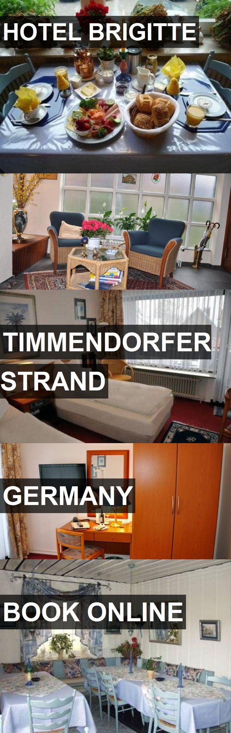HOTEL BRIGITTE in Timmendorfer Strand, Germany. For more information, photos, reviews and best prices please follow the link. #Germany #TimmendorferStrand #travel #vacation #hotel