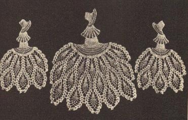 Free Crochet Pineapple Dainty Ladies Doily Pattern http://www.momsloveofcrochet.com/Pineapple-DaintyLadiesDoily.html