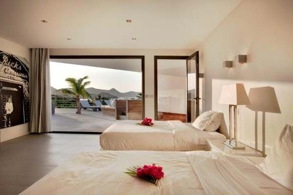 Well-balanced and Relaxing Retreat in St. Barts: The Avenstar
