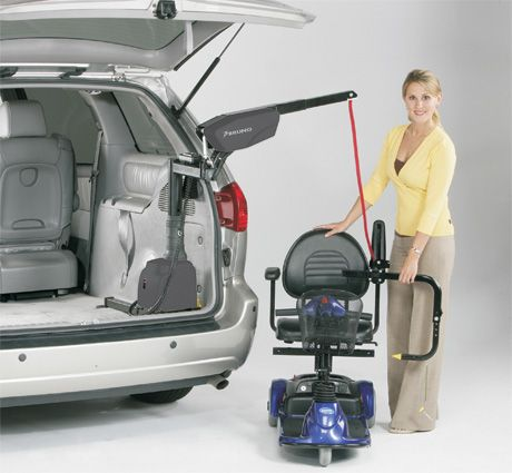 1000 images about wheelchair lift for cars on pinterest for Motorized wheelchair lifts for cars