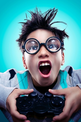 Do violent video games turn kids into angrier adults?