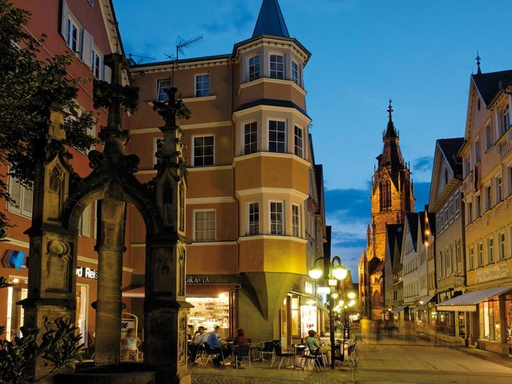Reutlingen, Region Stuttgart