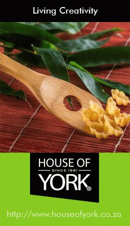 This bamboo scoop is available at House of York from only R19.95! This pesticide-free bamboo product won't heat up like metal utensils, so your cooking surfaces are safe from scratches. #bamboo #kitchen #spoons #cookingutensils