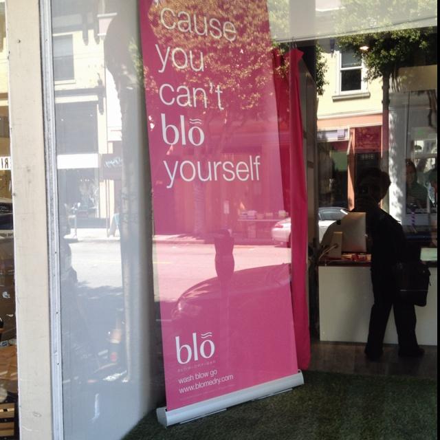 """""""Blo"""" hair salon in San Francisco!"""