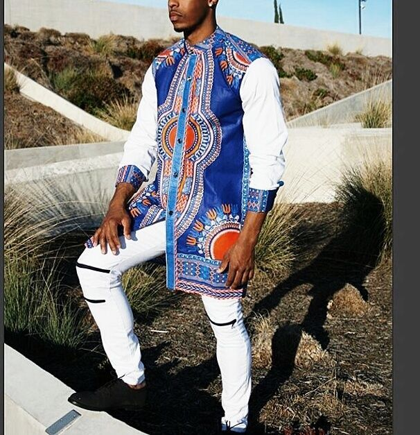 African clothing for Men,Dashiki Mens Shirt, ankara style, dashiki top,fabric