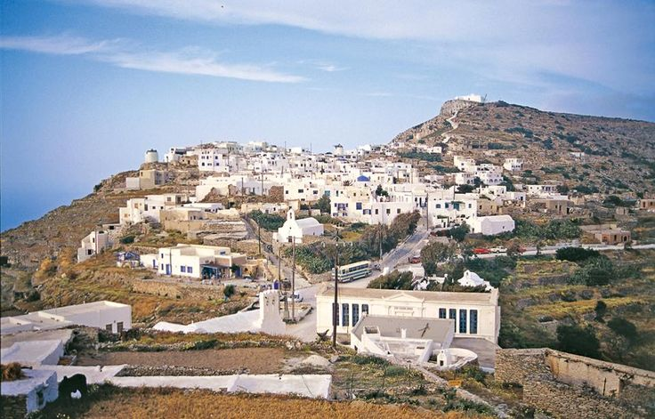 Sikinos town, Greece - selected by www.oiamansion.com