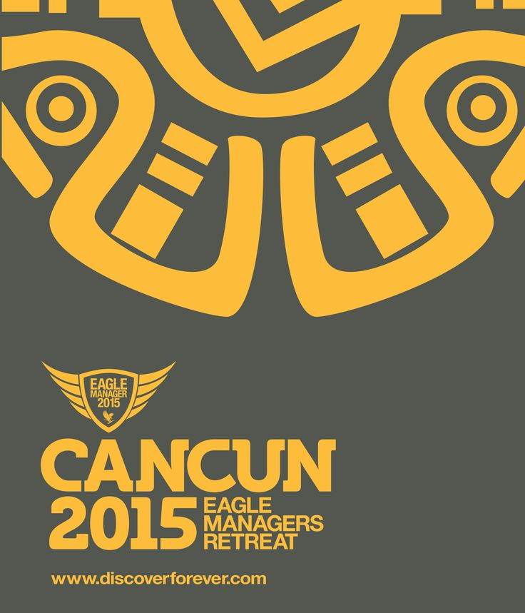 2015 Eagle Manager destination is Cancun, Mexico.