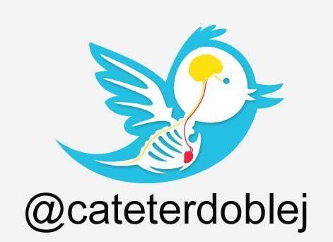 Twitter cateterdoblej