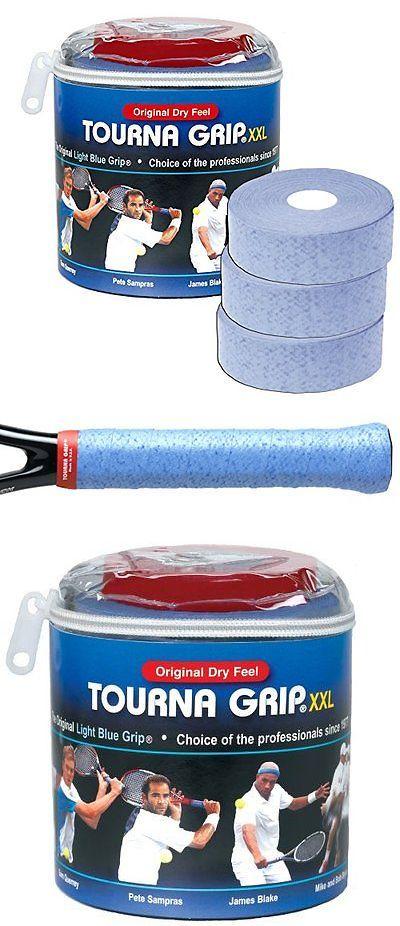 Other Racquet Sport Accs 159161: Tourna Grip Xxl Original Dry Feel Tennis Grips 30 Roll Pack Tennis Racket Grip -> BUY IT NOW ONLY: $46.59 on eBay!
