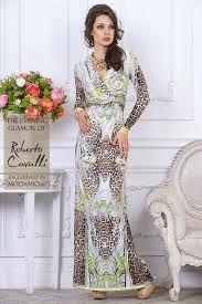 Роберто кавалли длинные платье