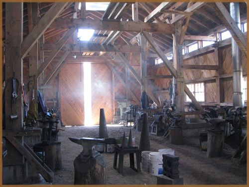 blacksmithing | The Herb Nehring Blacksmith Shop