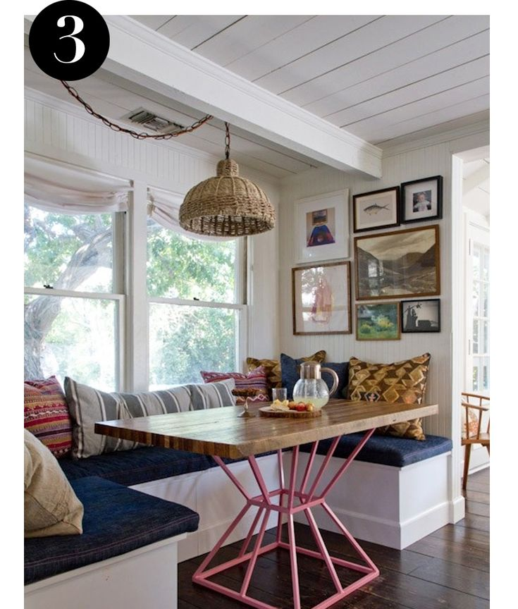 Bitchin' Kitchens: Chassity Evans' Picks that table