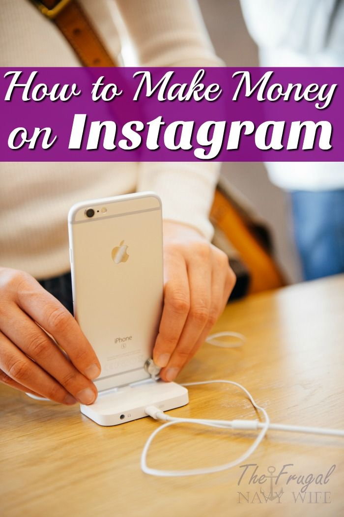 Are you addicted to Instagram? Did you know you can make money on Instagram? Yes! Find out how to make money on Instagram!