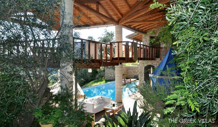 Luxury Corfu Villas, Corfu Villa Allegra, Ionian Islands, Greece