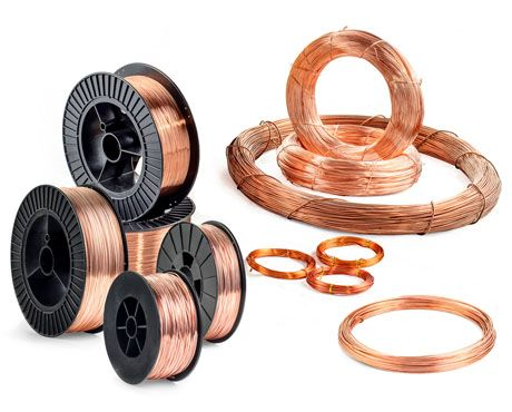 Order Online | Badger Wire | Australian owned and operated manufacturer of bare Aluminium, Aluminium alloy, Copper and Brass engineering wire