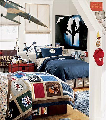 дизайн комнаты для двух подростков мальчиков фото