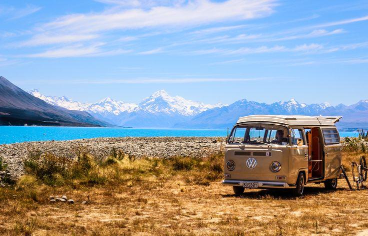Lake Tekapo-New Zealand