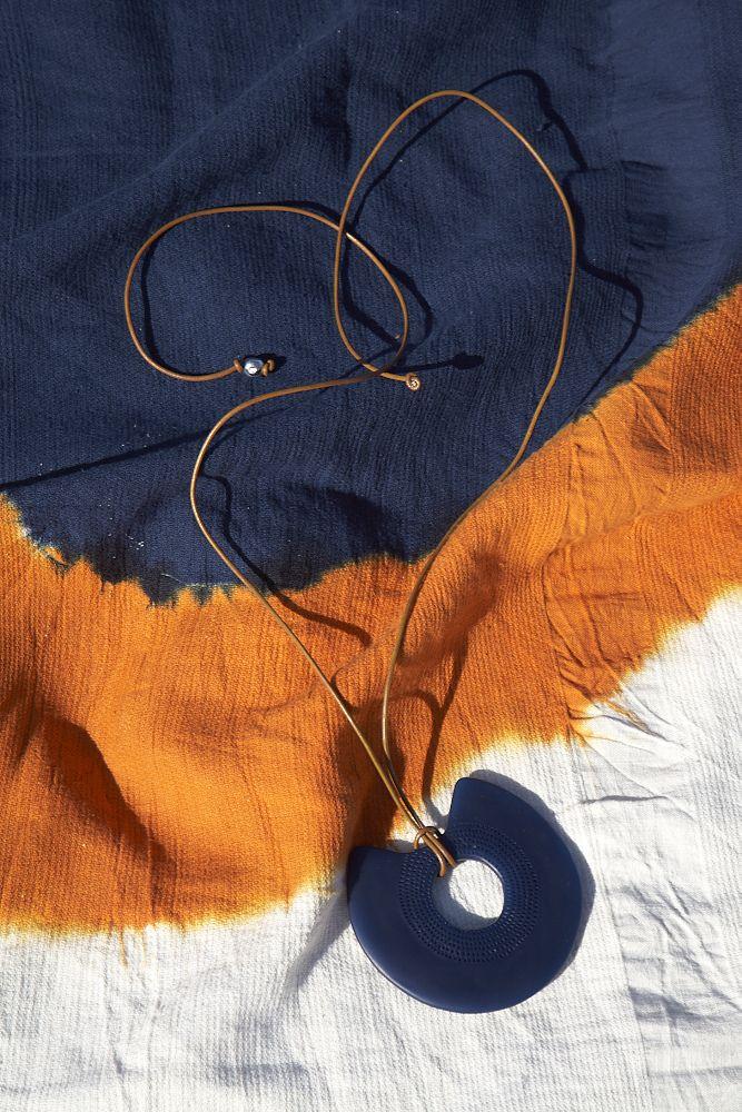 Dinosaur Designs & Jac+ Jack Towels - Rising Beach & Modern Tribal Shield Pendant