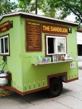 food cart in Madison