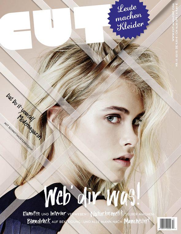 Cut Magazine 13 Das Ist Drin Klamotten Und Interior