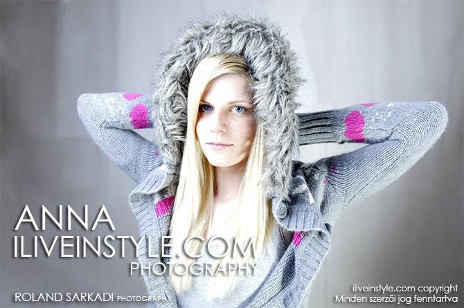 Anna Elite Model - Roland Sarkadi Model Agency & Photography & Copyright