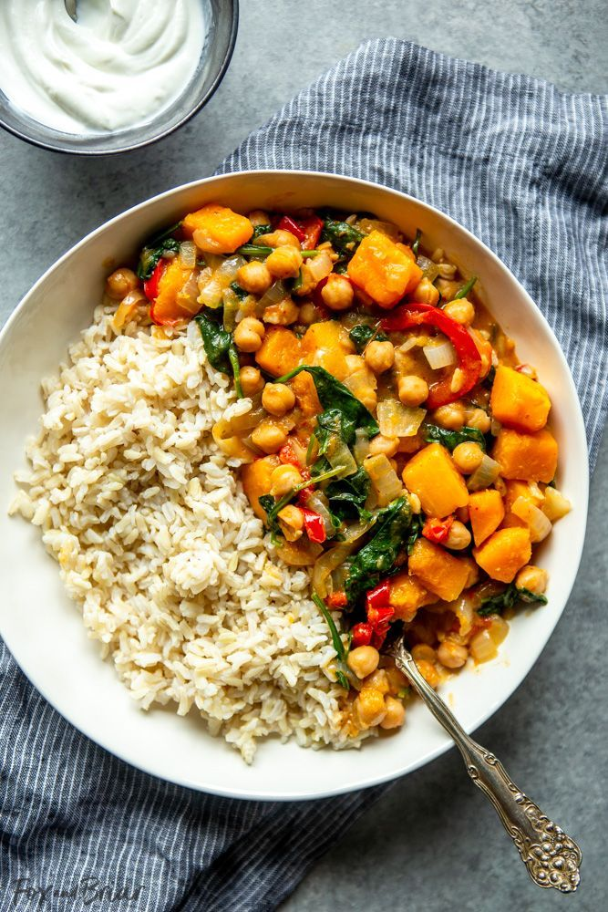 Straightforward Chickpea Curry Food Drinks Easy Chickpea Curry Easy Healthy Meal Prep Healthy Meal Prep