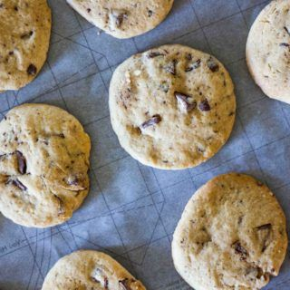 The BEST and softest Chocolate Chip Cookies