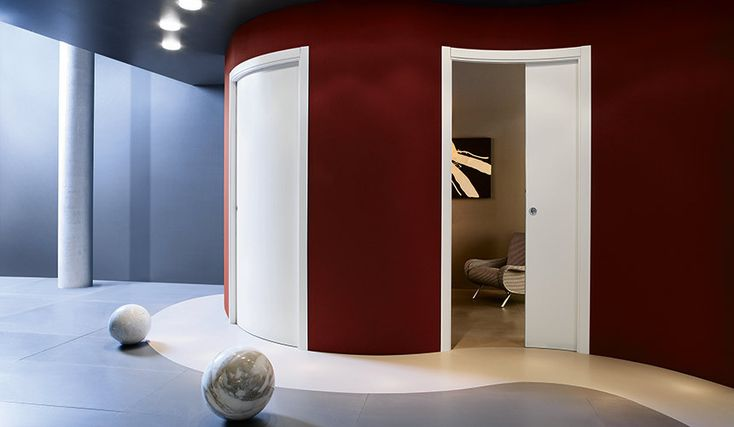 Eclisse Single Curved Pocket Door | Tiny homes | Pinterest | Pocket doors and Doors & Eclisse Single Curved Pocket Door | Tiny homes | Pinterest ... Pezcame.Com