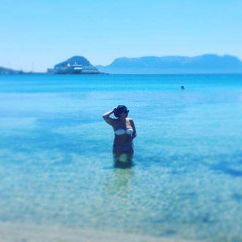 """Summertime and living is easy "" . . . . . . . #summer #sea #lovely #weather #first #bath #istangram #followme #follow4follow #likeforlike #like #photography #travel #sardinia #golfoaranci #italy http://tipsrazzi.com/ipost/1515900298181259670/?code=BUJj0okALGW"