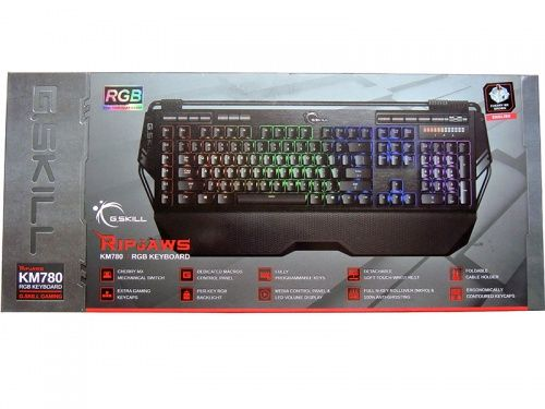 G.SKILL Ripjaws KM780 RGB Mechanical Keyboard Review.