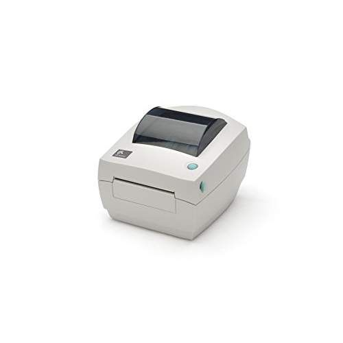 "Zebra GC420d Monochrome Desktop Direct Thermal Label Printer, 4 in/s Print Speed, 203 dpi Print Resolution, 4.09"" Print Width, 110/240V AC"