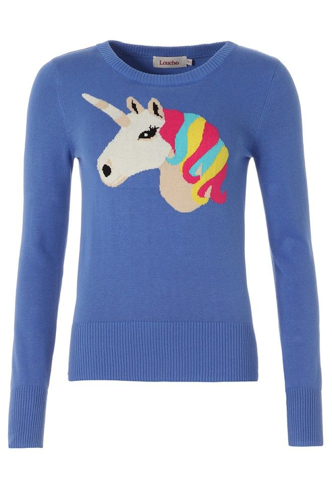 Unicorn Jumper Knitting Pattern : I do not own a unicorm jumper therefore must louche