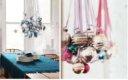 I think I want to make this. Can I just put lights in it and call it my dining room chandelier?