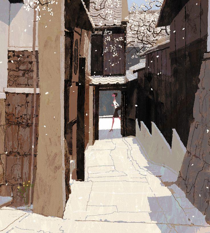 The Art Of Animation, Tadahiro Uesugi