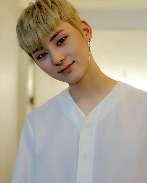 We Heart It | minhyun and nu'est