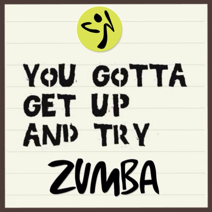 ZUMBA - Give it a try! Check it out and get Zumbadrenched with sweat. Fun, challenging, motivating, and effective dance fitness workout!