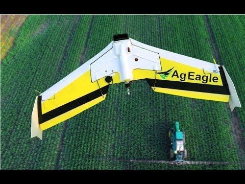 Top 5 Best Agricultural Drone 2017 - World Amazing Modern Agriculture Need an agriculture drone? Watch this video to learn about leading agricultural drone, quadcopter, UAVs from Sensefly, Lancaster, DJI , Parrot, Ageagle for Precision Agriculture, Mapping & Spraying.With the use of Agriculture Drone Services, there is a heavy change in farming and cultivation over the past three to five years. Top 5 Best Agricultural Drone 2017 - World Amazing Modern Agriculture DJI AGRAS MG-1 ACCURATE…