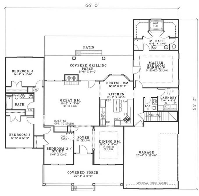 3 Bedrm 2275 Sq Ft Craftsman House Plan 142 1179: 212 Best Newest House Plans Images On Pinterest