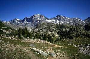 National Scenic Trails - The Continental Divide Trail  (Hike the Continental Divide Trail)