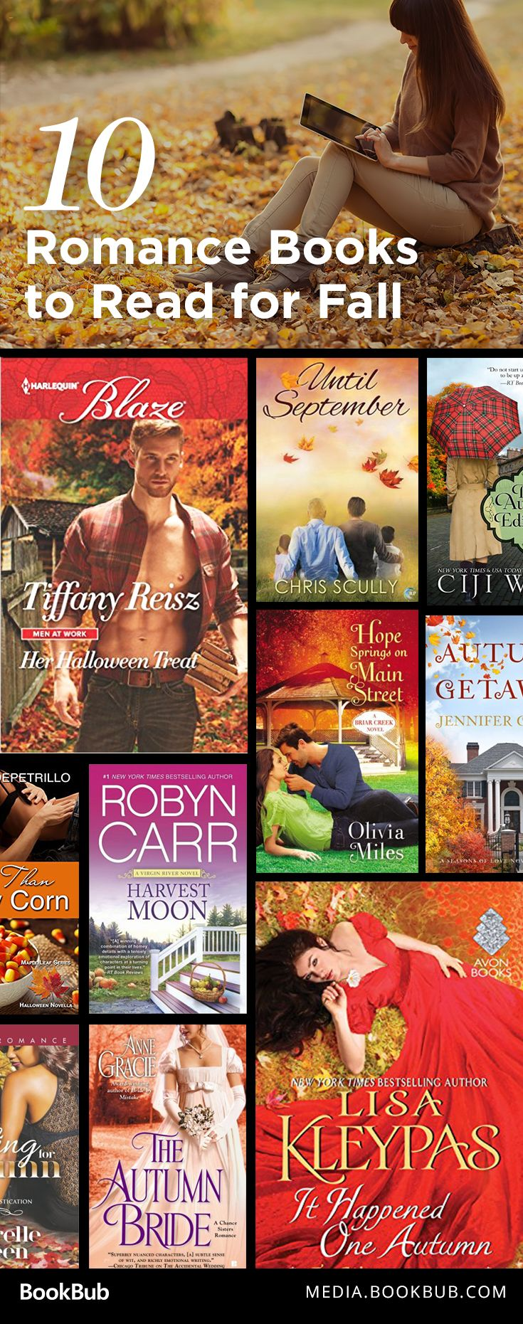 10 Romances To Get You In The Mood For Fall