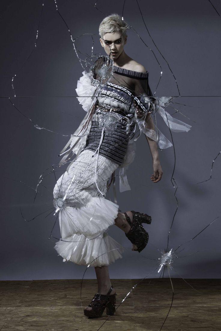 Designer Hannah Edgar, Fashion Design BA (Hons) 2016