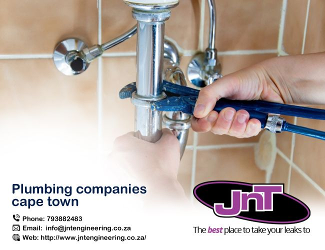 #plumbingservicescapetown http://bit.ly/2iykRJy Jnt Engineering are providing complete plumbing services of the top-quality.