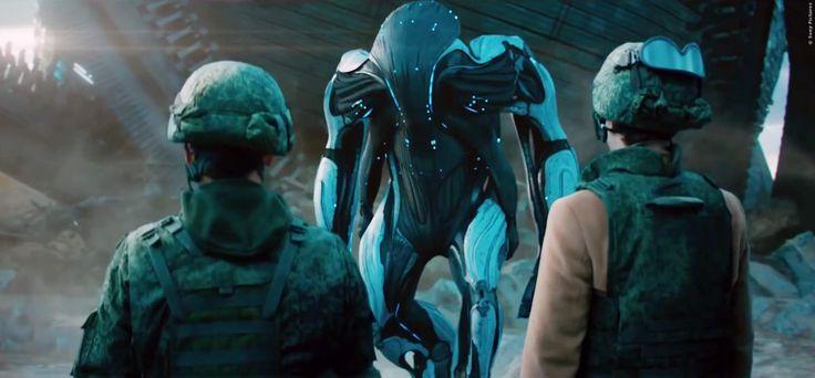 Vielversprechender neuer Trailer zum russischen Sci-Fi Streifen Attraction. Coole Effekte, Hochglanz-Aliens und jede Menge Action warten auf euch! Attraction: Trailer zum russischen Sci-Fi Actioner ➠ https://www.film.tv/go/35929  #SciFi #Action #Prityazhenie