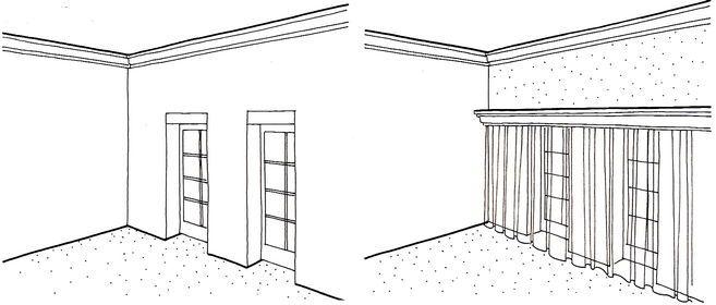 Architetto Di Leo Leonardo - Effetti ed illusioni ottiche nella progettazione d'interni