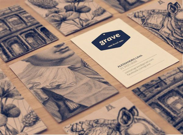 22 new business cards - Best of february 2014