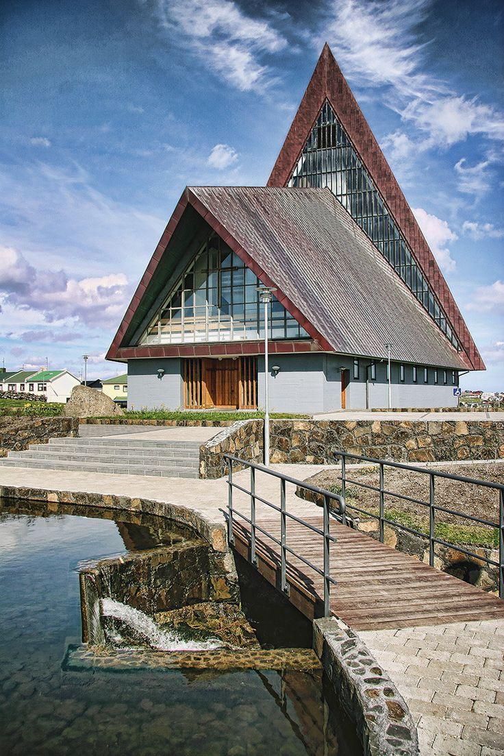 Church in Tórshavn by Kári við Rættará on 500px