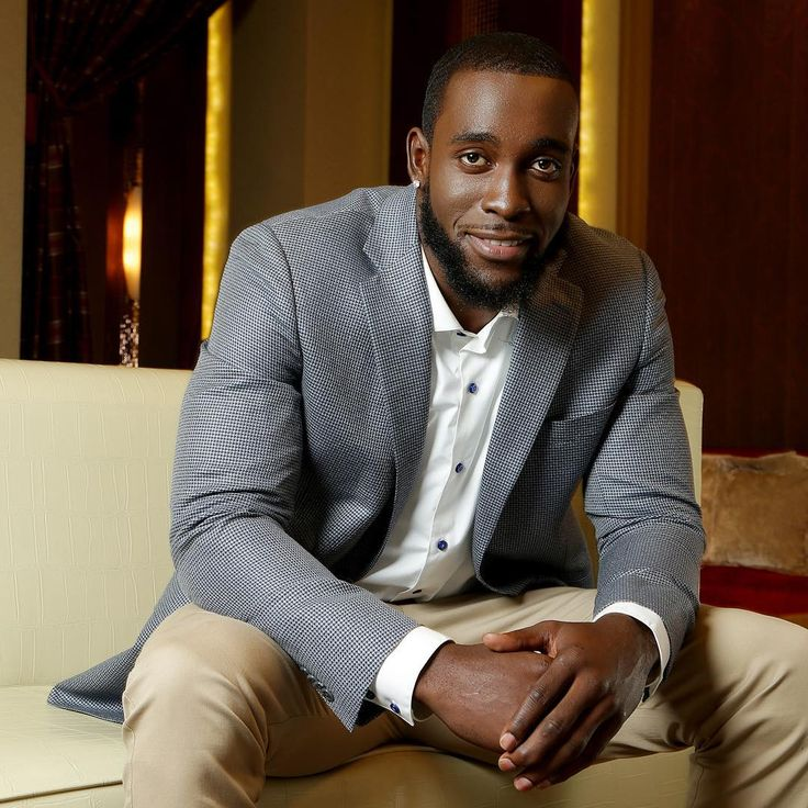 """#Business Casual"" Kam Chancellor Seattle Seahawks Strong Safety"